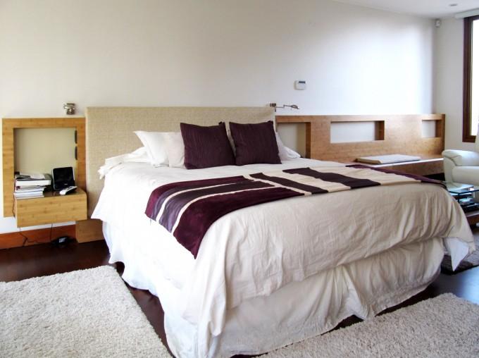 Camino Otoñal – Dormitorio